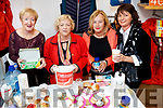Pictured on Friday morning last, at the Coffee Morning, held at Paco, Tralee, in aid of Multiple Sclerosis were l-r: Catherine Dolan, June Carey, Caroline Kennedy and Carol Dooley.