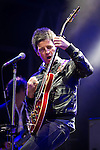 © Joel Goodman - 07973 332324 . 11/07/2015 . Manchester , UK . 60 DAYS, EDITORIAL LICENSING ONLY . Noel Gallagher's High Flying Birds perform . Summer in the City festival at Castlefield Arena . Photo credit : Joel Goodman