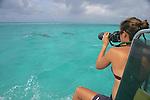 Meagan & Bottlenosed Dolphin