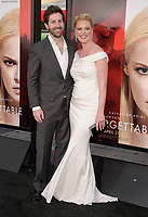 HOLLYWOOD, CA - APRIL 18:  Actress Katherine Heigl and singer-songwriter Josh Kelley arrive at the Premiere Of Warner Bros. Pictures' 'Unforgettable' at TCL Chinese Theatre on April 18, 2017 in Hollywood, California.<br /> CAP/ROT/TM<br /> &copy;TM/ROT/Capital Pictures