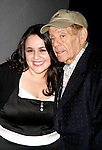 Nikki Blonsky and Jerry Stiller.attending the Opening Night Performance of CRY-BABY .at the Marquis Theatre in New York City..April 24, 2008.© Walter McBride /
