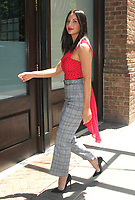 Olivia Munn Seen In NYC