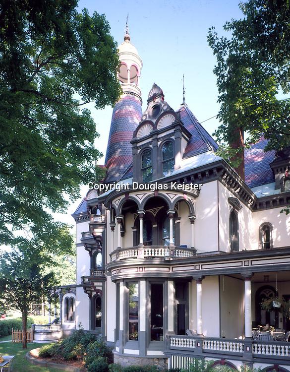 The Batcheller Mansion<br />20 Circular Drive<br />Saratoga Springs