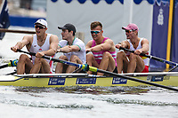 THE VISITORS' CHALLENGE CUP<br /> Cambridge University & Leander Club (210)<br /> A.S.R. Nereus & D.S.R. Laga, NED (209)<br /> <br /> Henley Royal Regatta 2019 - Sunday<br /> <br /> To purchase this photo, or to see pricing information for Prints and Downloads, click the blue 'Add to Cart' button at the top-right of the page.