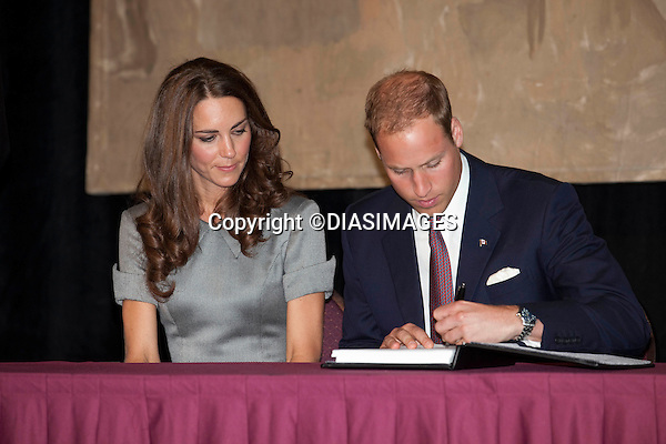 "WILLIAM & KATE VISIT THE CANADIAN WAR MUSEUM, OTTAWA._02/07/2011.Mandatory Credit Photo: ©DIASIMAGES..**ALL FEES PAYABLE TO: ""NEWSPIX INTERNATIONAL""**..IMMEDIATE CONFIRMATION OF USAGE REQUIRED:.DiasImages, 31a Chinnery Hill, Bishop's Stortford, ENGLAND CM23 3PS.Tel:+441279 324672  ; Fax: +441279656877.Mobile:  07775681153.e-mail: info@newspixinternational.co.uk"