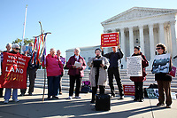 181022 NCR Nuns Against Atlantic Sunrise Pipeline at Supreme Court