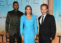10 January 2019 - Hollywood, California - Mahershala Ali, Carmen Ejogo, Stephen Dorff . &quot;True Detective&quot; third season premiere held at Directors Guild of America.   <br /> CAP/ADM/BT<br /> &copy;BT/ADM/Capital Pictures