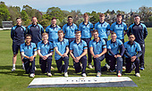 Regional Series - Knights V Warriors - Grange CC - Western Warriors squad - picture by Donald MacLeod - 28.04.19 - 07702 319 738 - clanmacleod@btinternet.com - www.donald-macleod.com