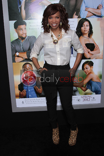 """Elise Neal<br /> at the Pan-African Film Festival """"Think Like A Man"""" Premiere, Arclight, Hollywood, CA 02-09-12<br /> David Edwards/DailyCeleb.com 818-249-4998"""