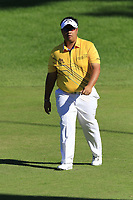 Kiradech Aphibarnrat (THA) during Friday's Round 2 of the 2018 Turkish Airlines Open hosted by Regnum Carya Golf &amp; Spa Resort, Antalya, Turkey. 2nd November 2018.<br /> Picture: Eoin Clarke | Golffile<br /> <br /> <br /> All photos usage must carry mandatory copyright credit (&copy; Golffile | Eoin Clarke)