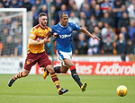 Bruno Alves and Louis Moult