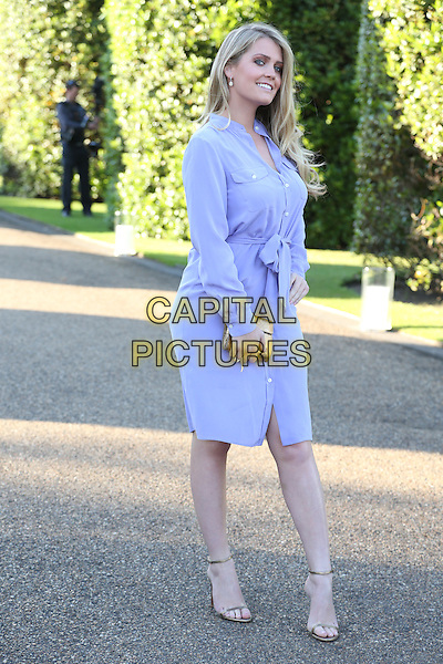 Lady Kitty Spencer (daughter of Earl Spencer)<br /> Vogue Ralph Lauren Wimbledon summer cocktail party, Kensington Palace Orangery, Kensington Palace, London England 22nd June 2015.<br /> CAP/GOL<br /> &copy;GOL/Capital Pictures