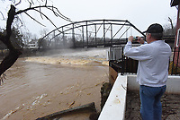 RAPID RIVER RISE<br />