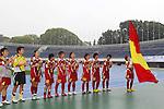 INAC Kobe Leonessa team group, MAY 7th, 2011 - Football : Plenus Nadeshiko League 2011 between NTV Beleza 0-2 INAC Kobe Leonessa at Komazawa Stadium, Tokyo, Japan. (Photo by YUTAKA/AFLO SPORT) [1040]
