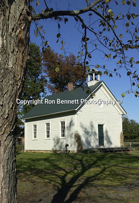 Old School house Commonwealth of Virginia, Fine Art Photography by Ron Bennett, Fine Art, Fine Art photography, Art Photography, Copyright RonBennettPhotography.com ©