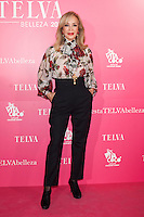 Carmen Lomana attends Telva Beauty Awards ceremony in Madrid, Spain. January 20, 2015. (ALTERPHOTOS/Victor Blanco) /NortePhoto