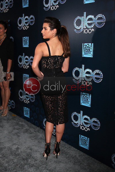 Lea Michele<br /> at the GLEE 100th Episode Party, Chateau Marmont, West Hollywood, CA 03-18-14<br /> David Edwards/DailyCeleb.Com 818-249-4998