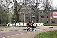 Nederland Amsterdam 2018 . Campus Uilenstede. Studentenhuisvesting.  Foto Berlinda van Dam / Hollandse Hoogte