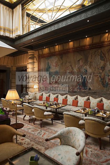 Europe/Monaco/Monte Carlo: Hall de l'Hôtel Métropole