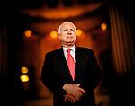 Senator John McCain, Washington, D.C., March 15, 2006.