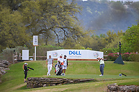 Francesco Molinari (ITA) hits his tee shot on 11 during day 3 of the World Golf Championships, Dell Match Play, Austin Country Club, Austin, Texas. 3/23/2018.<br /> Picture: Golffile | Ken Murray<br /> <br /> <br /> All photo usage must carry mandatory copyright credit (&copy; Golffile | Ken Murray)