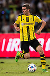 Borussia Dortmund midfielder Sven Bender during the match against Manchester City FC during their 2016 International Champions Cup China match at the Shenzhen Stadium on 28 July 2016 in Shenzhen, China. Photo by Victor Fraile / Power Sport Images