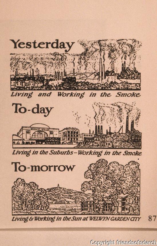Welwyn: 1920's Brochure. Photo '87.