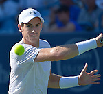 Andy Murray (GBR) defeats Richard Gasket (FRA) 4-6, 6-1, 6-4