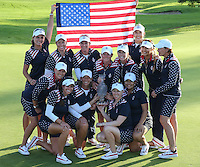 Solheim Cup 2015 D3 - Closing Ceremony & Celebration Images