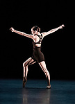 English National Ballet. Emerging Dancer competition. Madison Keesler. We Move Lightly<br /> Choreography: Myles Thatcher<br /> Music: We Move Lightly by Dustin O'Halloran