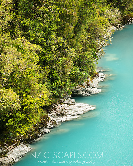 Hokitika River, South Westland, West Coast, New Zealand, NZ