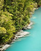 Hokitika River, South Westland, West Coast, New Zealand, NZ