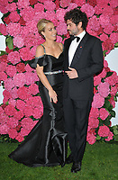 Laura Hamilton and Luca Dotti at the Remembering Audrey Hepburn charity gala celebrating the life of the late actress, Royal Lancaster Hotel, Lancaster Terrace, London, England, UK, on Saturday 06 October 2018.<br /> CAP/CAN<br /> &copy;CAN/Capital Pictures