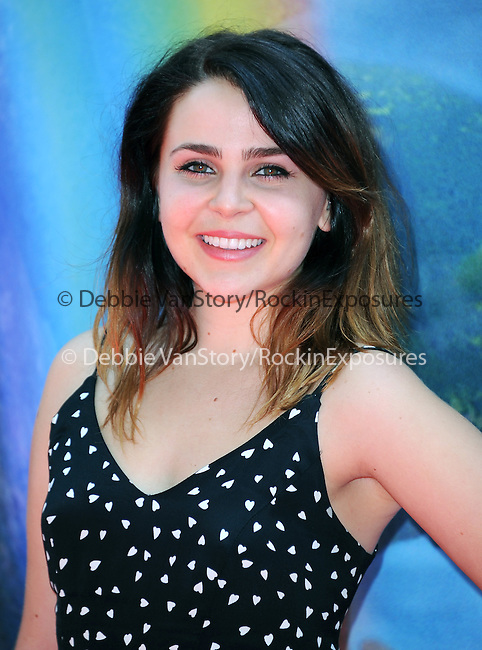 Mae Whitman attends The DisneyToon Studios Premiere of the animated adventure The Pirate Fairy held at Walt Disney Studios Lot in Burbank, California on March 22,2014                                                                               © 2014 Hollywood Press Agency