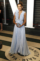 www.acepixs.com<br /> <br /> February 26 2017, LA<br /> <br /> Jessica Alba arriving at the Vanity Fair Oscar Party at the Wallis Annenberg Center for the Performing Arts on February 26 2017 in Beverly Hills, Los Angeles<br /> <br /> By Line: Famous/ACE Pictures<br /> <br /> <br /> ACE Pictures Inc<br /> Tel: 6467670430<br /> Email: info@acepixs.com<br /> www.acepixs.com
