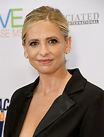 10 May 2019 - Beverly Hills, California - Sarah Michelle Gellar. 26th Annual Race to Erase MS Gala held at the Beverly Hilton Hotel. <br /> CAP/ADM/BT<br /> &copy;BT/ADM/Capital Pictures