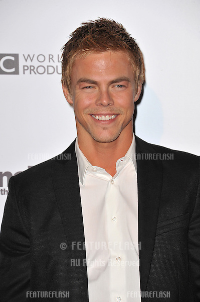 Derek Hough at the 200th episode party for Dancing With The Stars at Boulevard 3 in Hollywood..November 1, 2010  Los Angeles, CA.Picture: Paul Smith / Featureflash