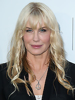 BURBANK, CA, USA - OCTOBER 18: Daryl Hannah arrives at the 2014 Environmental Media Awards held at Warner Bros. Studios on October 18, 2014 in Burbank, California, United States. (Photo by Xavier Collin/Celebrity Monitor)