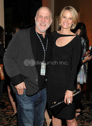 PASADENA, CA - JANUARY 17: Chuck Salter and Joelle Carter attend the 2015 FOX Winter TCA All Star Party at the Langham Huntington Hotel on January 17, 2015 in Pasadena, California. Credit: PGFM/MediaPunch