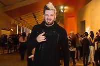 SAO PAULO, SP, 17.04.2015 - SÃO PAULO FASHION WEEK - Cassio Lannes  no último dia da São Paulo Fashion Week, Verão 2016 no Parque Candido Portinari na regiao oeste de São Paulo, nesta sexta-feira, 17.(Foto: Kevin David / Brazil Photo Press ).