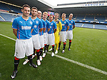 The eight summer signings now ready to play their part in Rangers league campaign<br /> Nicky Clark, Richard Foster, Nicky Law, Stevie Smith, Arnold Peralta, Cammy Bell, Jon Daly and Bilel Mohsni