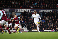 Barclays Premier League, West Ham V Swansea, 02/02/2013<br />