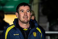 Burton Albion's manager Nigel Clough <br /> <br /> Photographer Andrew Kearns/CameraSport<br /> <br /> The Premier League - Leicester City v Aston Villa - Monday 9th March 2020 - King Power Stadium - Leicester<br /> <br /> World Copyright © 2020 CameraSport. All rights reserved. 43 Linden Ave. Countesthorpe. Leicester. England. LE8 5PG - Tel: +44 (0) 116 277 4147 - admin@camerasport.com - www.camerasport.com