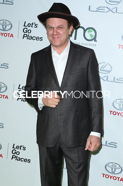 BURBANK, CA, USA - OCTOBER 18: John C. Reilly arrives at the 2014 Environmental Media Awards held at Warner Bros. Studios on October 18, 2014 in Burbank, California, United States. (Photo by Xavier Collin/Celebrity Monitor)