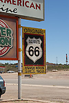 Route 66 - Silver Moon Restaurant