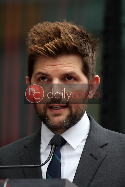 Adam Scott<br /> at the Paul Rudd Star on the Hollywood Walk of Fame, Hollywood, CA 07-01-15<br /> Dave Edwards/DailyCeleb.com 818-249-4998
