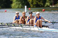 Race: 36  W.MasC.4x  Barnes Bridge Ladies Rowing Club vs Mortlake Anglian & Alpha Boat Club<br /> <br /> Henley Masters Regatta 2019 - Friday<br /> <br /> To purchase this photo, or to see pricing information for Prints and Downloads, click the blue 'Add to Cart' button at the top-right of the page.