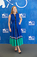 Amy Adams at the photocall for Arrival at the 2016 Venice Film Festival.<br /> September 1, 2016  Venice, Italy<br /> CAP/KA<br /> &copy;Kristina Afanasyeva/Capital Pictures /MediaPunch ***NORTH AND SOUTH AMERICAS ONLY***