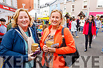 Theresa Hickey and Mary O'Shea (Killarney), pictured at the Dingle Food Festival on Saturday last.