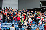 Hamilton fans celebrate as Ali Crawford gives them the lead